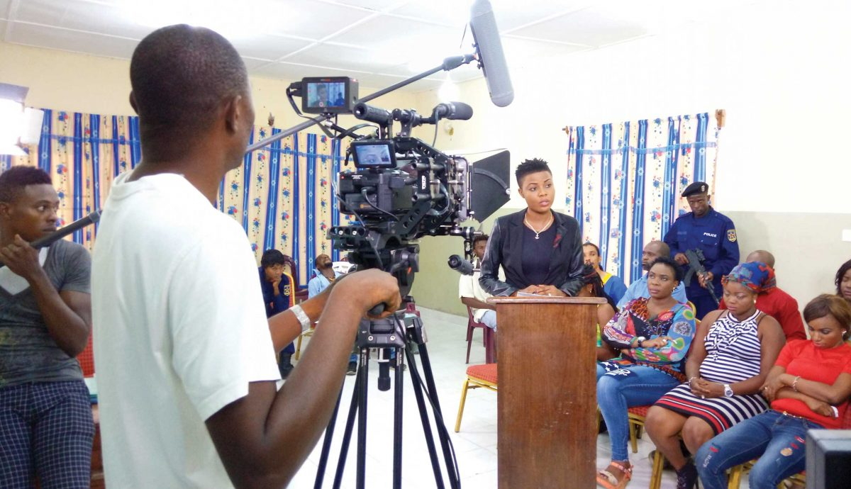 Can we handle conflict and build sustainable peace through media?